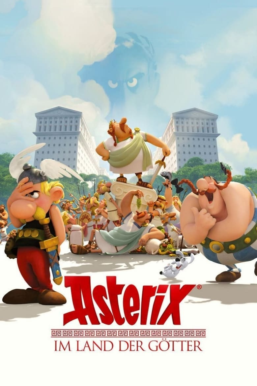 Asterix im Land der Götter - Animation / 2015 / ab 0 Jahre