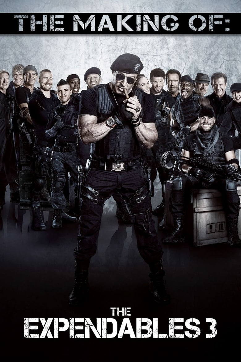 The Making of The Expendables 3 (2014)