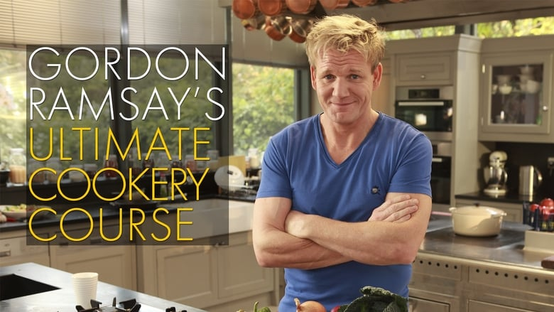 Gordon Ramsay's Ultimate Cookery Course banner backdrop
