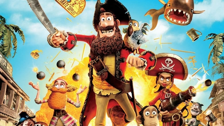 Watch The Pirates! In an Adventure with Scientists! Putlocker Movies