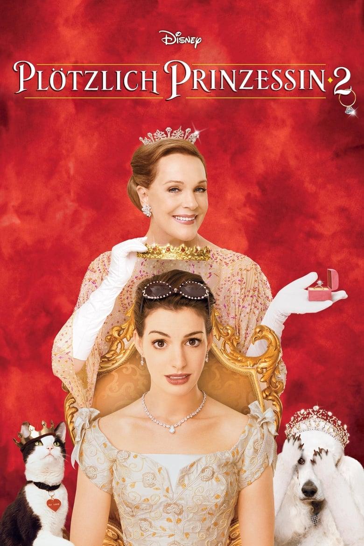 Plötzlich Prinzessin 2 - Komödie / 2004 / ab 0 Jahre