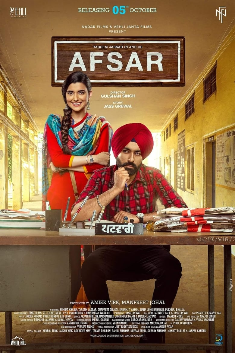 Afsar Movie Watch Online HD Print Free Download