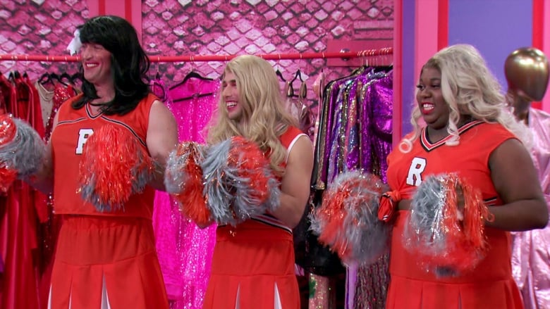 Secret Celebrity RuPaul's Drag Race: 1×3