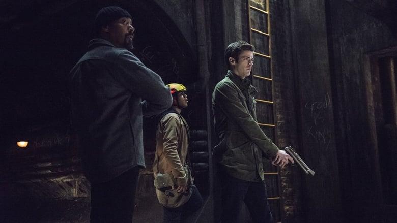 The Flash Season 1 Episode 21