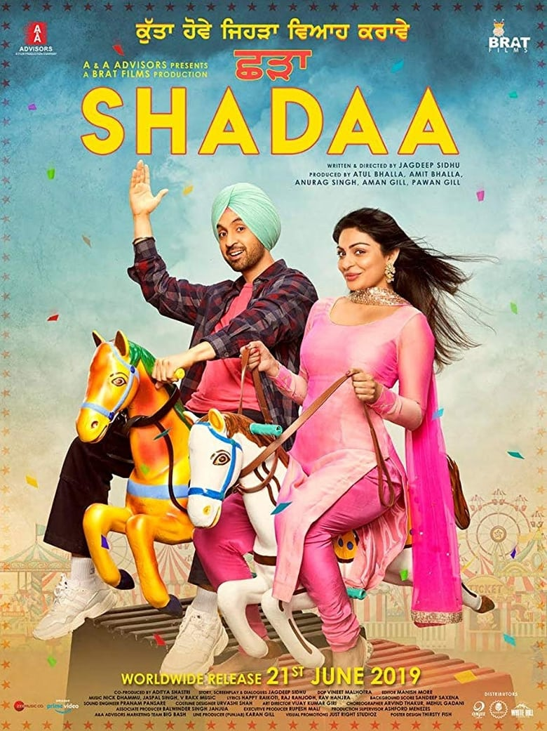 Shadaa Punjabi Movie Watch Online