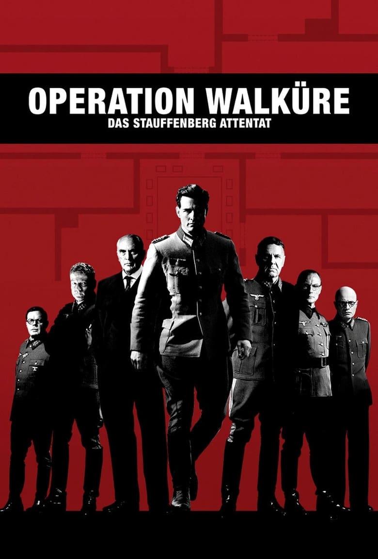 Operation Walküre - Das Stauffenberg Attentat - Drama / 2009 / ab 12 Jahre
