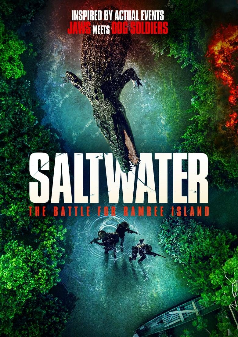 فيلم Saltwater: The Battle for Ramree Island 2021 مترجم