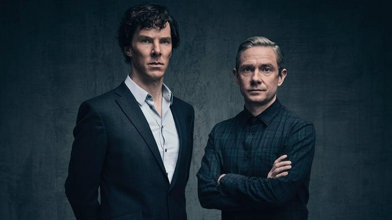 مشاهدة مسلسل Sherlock مترجم أون لاين بجودة عالية