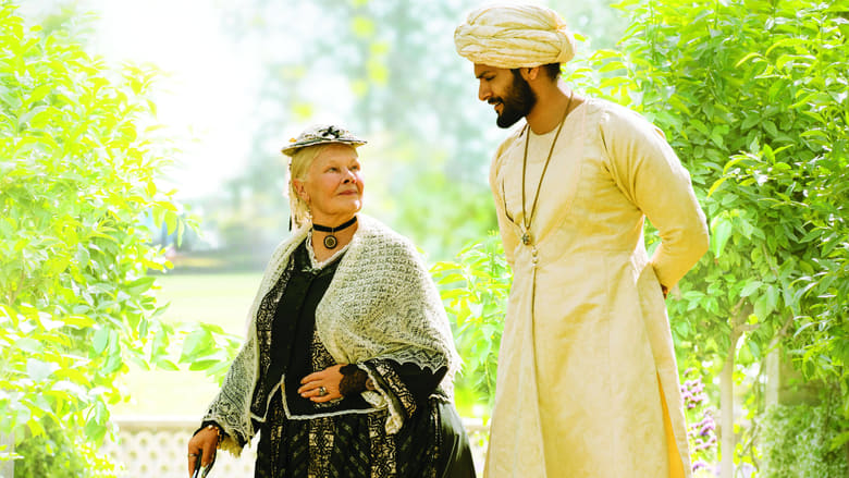 Victoria and Abdul (2017) 720p HC HDRip 900MB Ganool