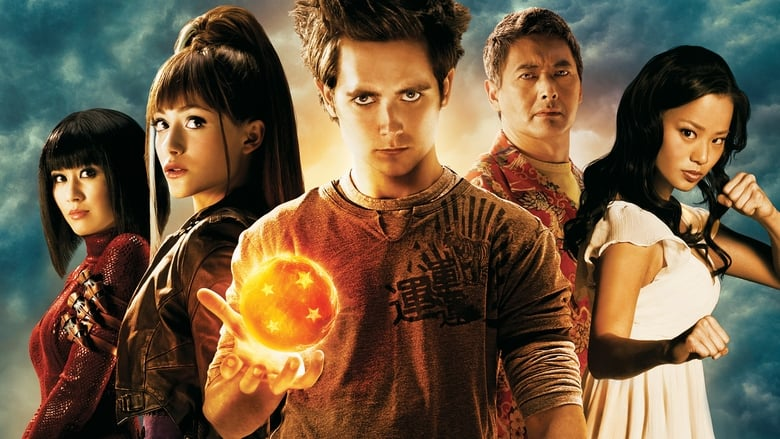 Dragonball+Evolution
