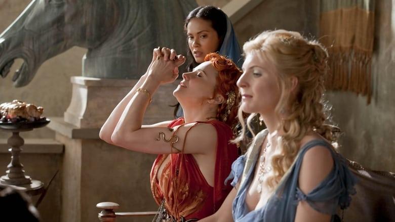 مسلسل Spartacus موسم 01 الحلقة 12