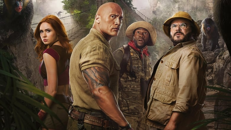 Jumanji : next level complet