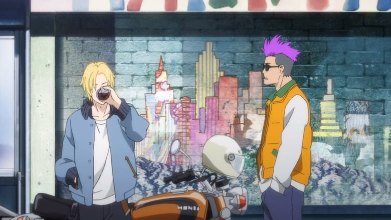 Banana Fish 1. Sezon 1. Bölüm (Anime) izle, 1080p full ...