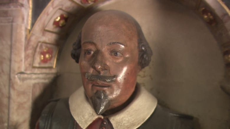 Film Cracking the Shakespeare Code Online