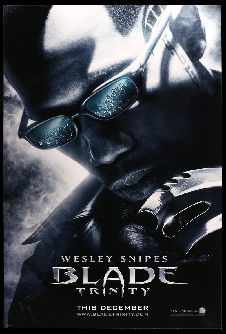 Nightstalkers, Daywalkers, and Familiars: Inside the World of 'Blade Trinity' (2005)