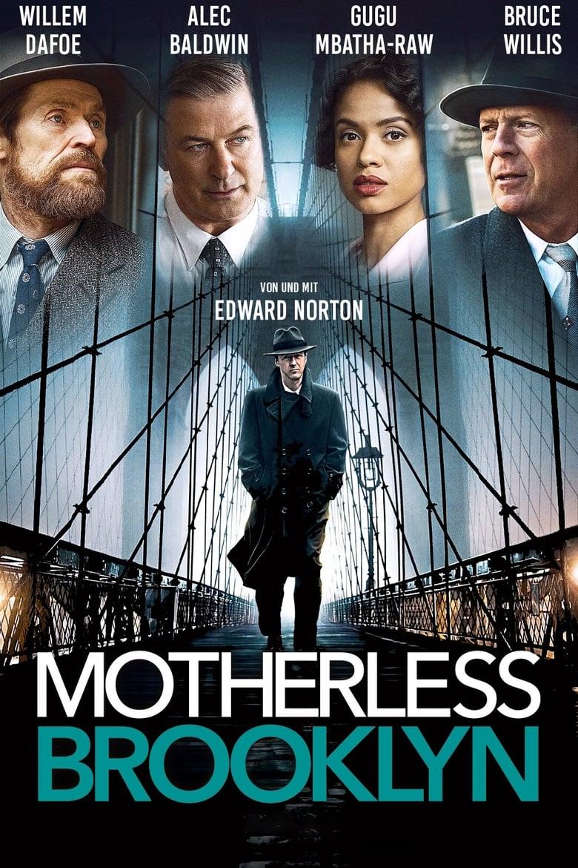 Motherless Brooklyn - Drama / 2019 / ab 12 Jahre