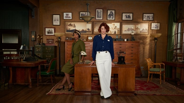 DPStream Frankie Drake Mysteries - Série TV - Streaming - Télécharger poster .1
