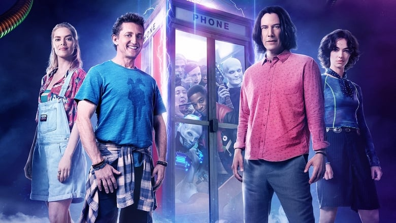 Watch Bill & Ted: Encare a Música free