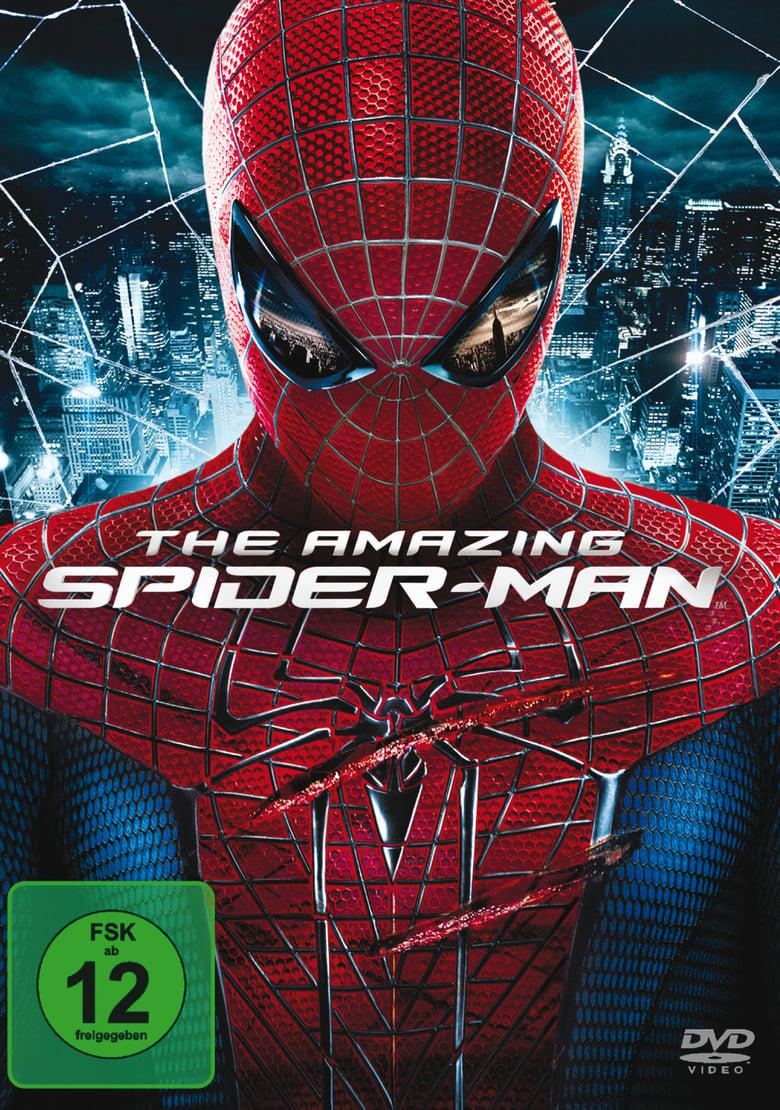 The Amazing Spider-Man - Action / 2012 / ab 12 Jahre