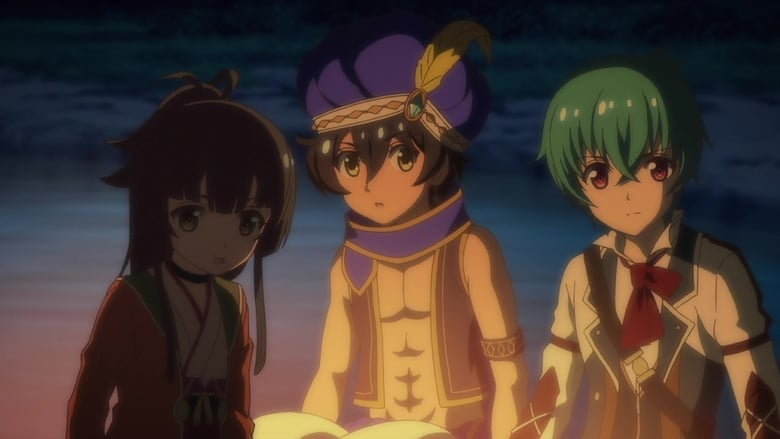 grimms notes the animation  saison 1 episode 9