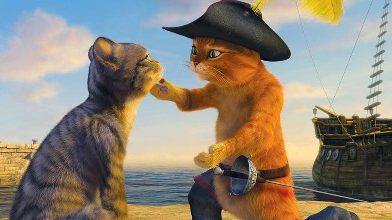 Billy Bob Thornton en El gato con botas