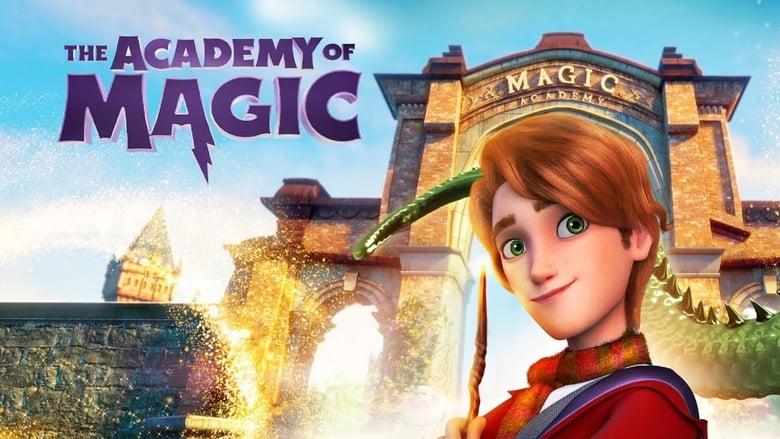 Ver Colegio de magia y hechicería Online HD Español y Latino (2021)