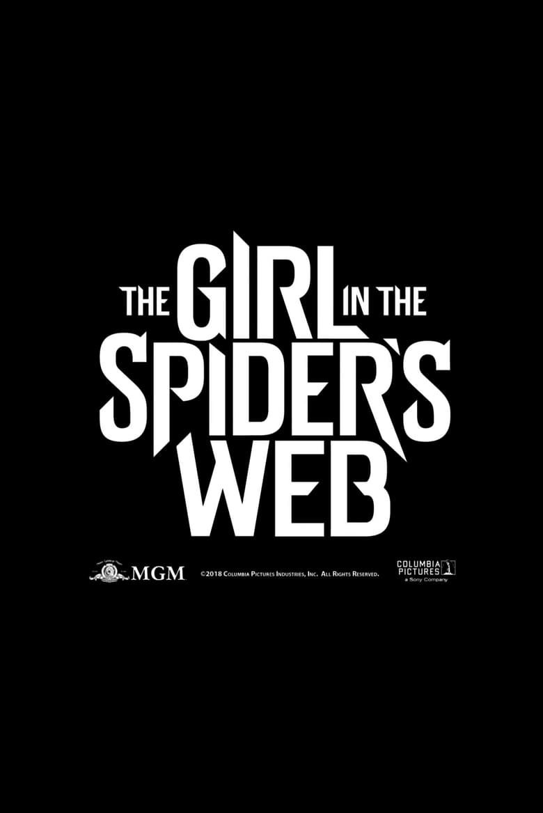 The Girl in the Spider's Web - poster