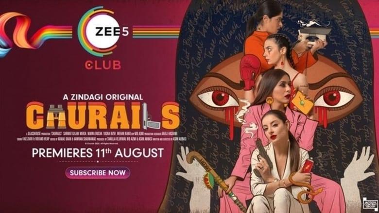 Churails Season 1 Complete (2020) Hindi | x264 WEB-DL | 1080p | 720p | 480p