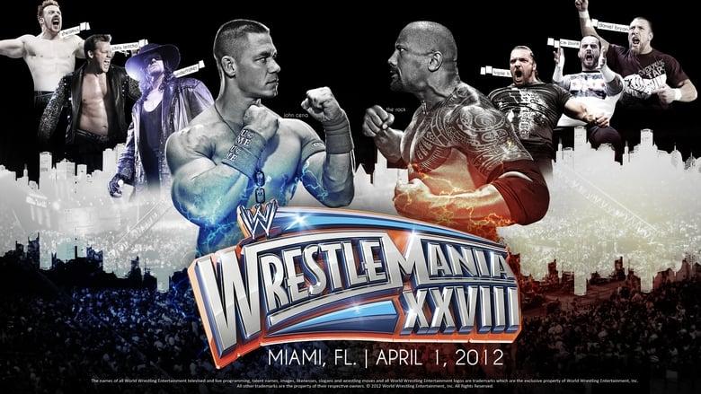WWE+WrestleMania+XXVIII