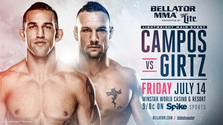 Watch Bellator 181: Girtz vs. Campos 3 Full Movie Online YTS Movies