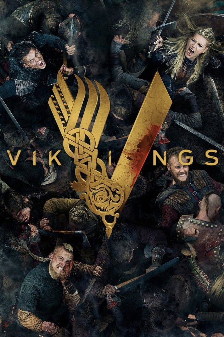 Vikingos (Temporada 5) Torrent D.D.