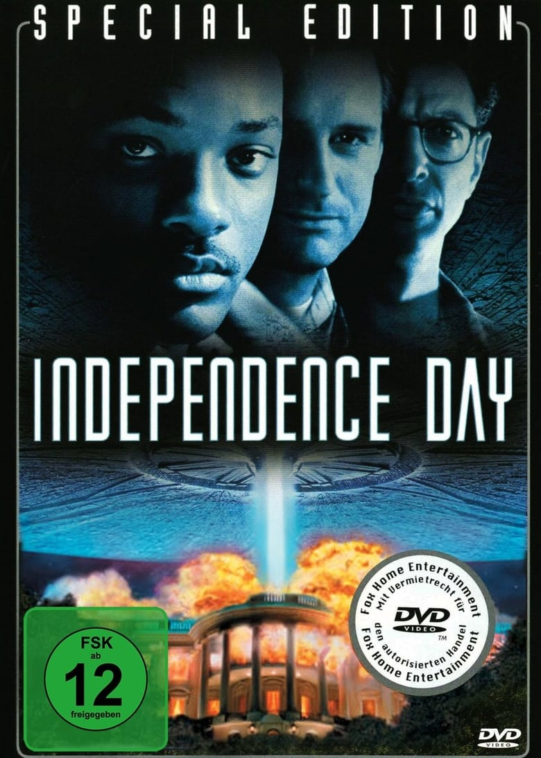 Independence Day - Action / 1996 / ab 12 Jahre