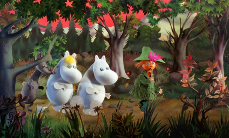 Moomins and the Comet Chase nederlandse ondertiteling