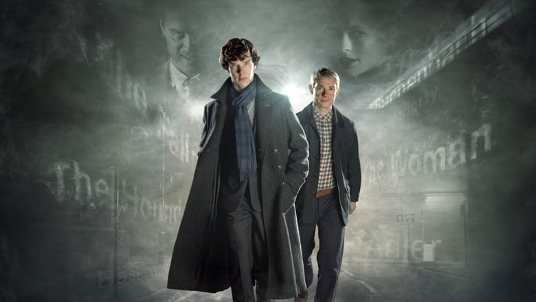 Imagem série Sherlock