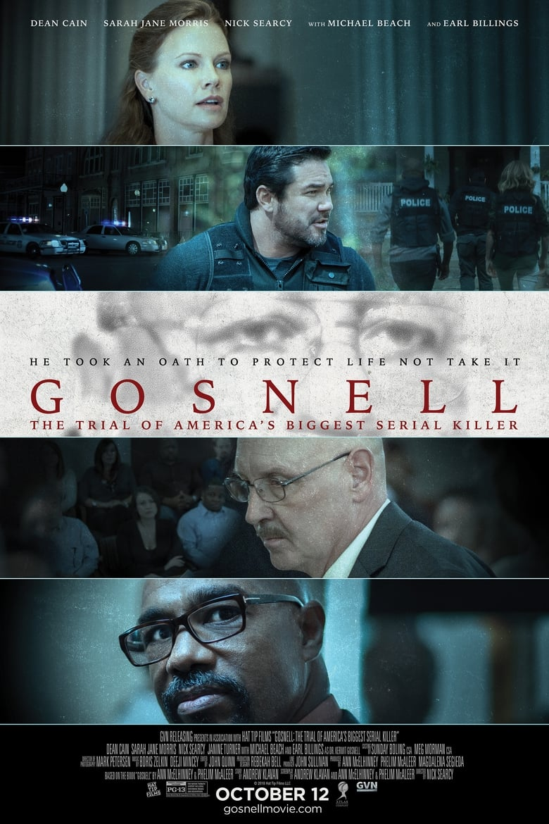 Εξώφυλλο του Gosnell: The Trial of America's Biggest Serial Killer