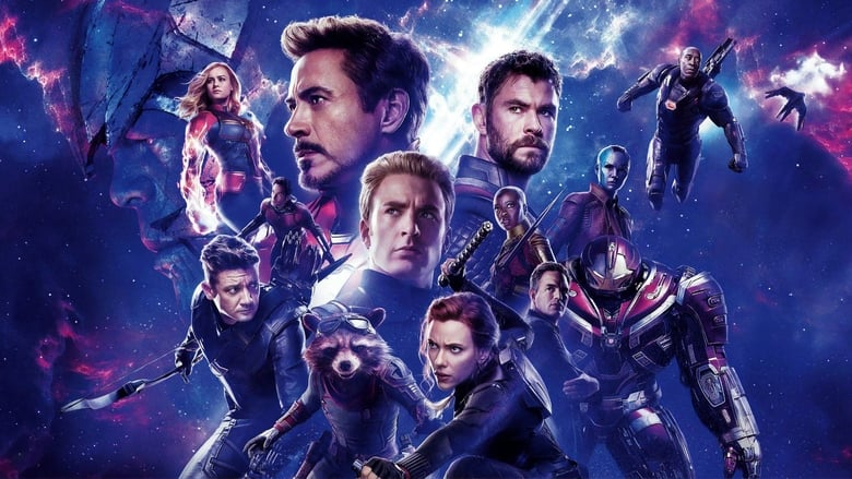 Watch Movie Online – Avengers: Endgame