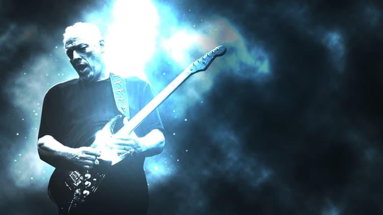 David Gilmour: Wider Horizons banner backdrop