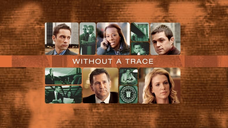 Without a Trace banner backdrop