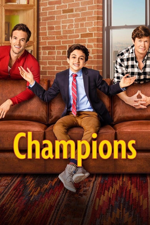 Εξώφυλλο του Champions