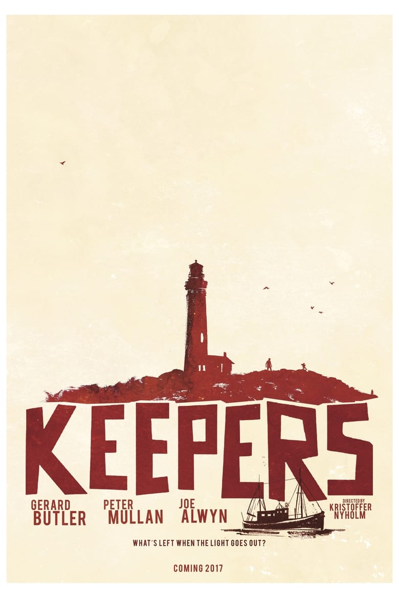 Keepers - poster