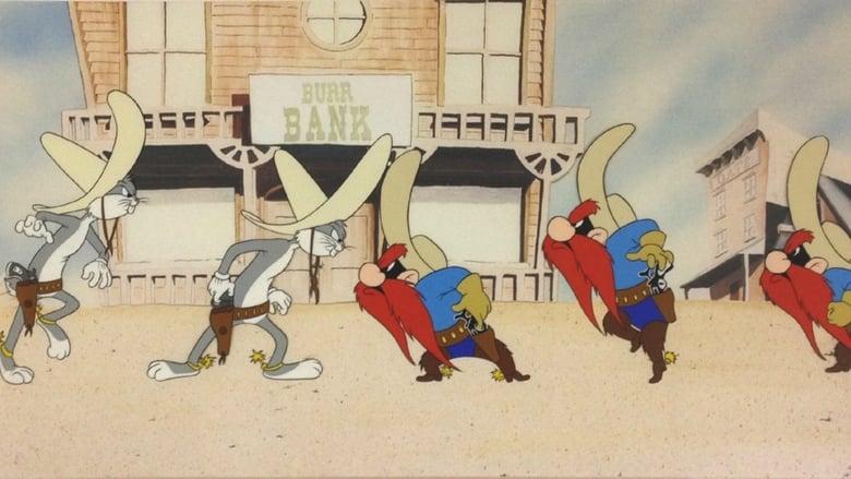 Poker d'as pour Bugs Bunny