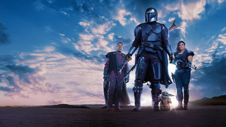 copertina serie tv The+Mandalorian