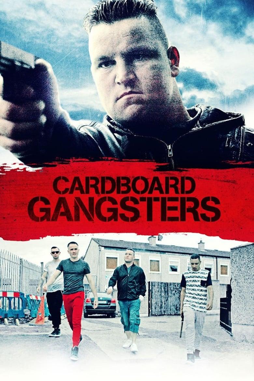 Εξώφυλλο του Cardboard Gangsters