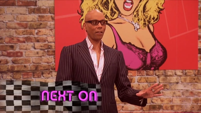 RuPaul: Carrera de drags: 3×11