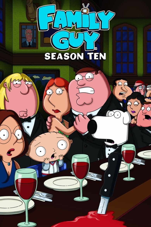 Family Guy saison 10 streaming  Family Guy sais...