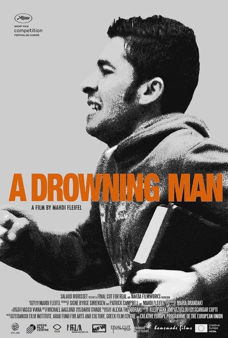 A Drowning Man - poster