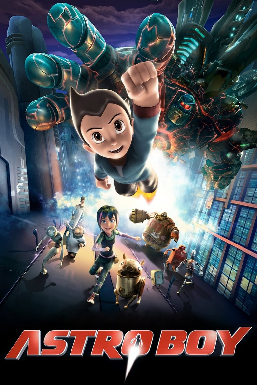 Astro Boy - Animation / 2010 / ab 6 Jahre