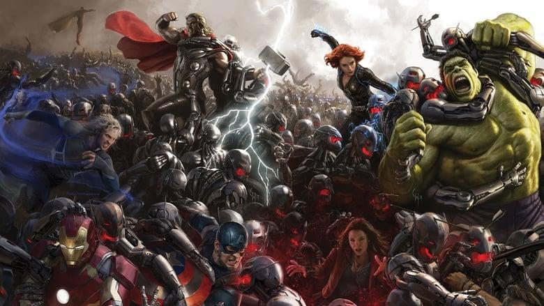 Wallpaper Filme Vingadores: Era de Ultron