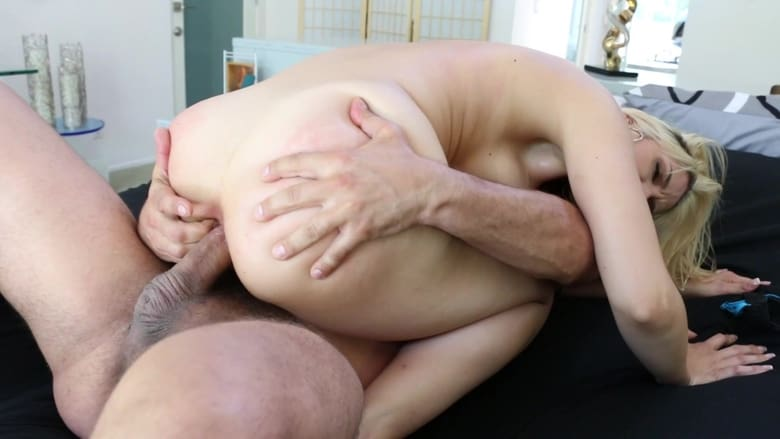 Blond adult video clips