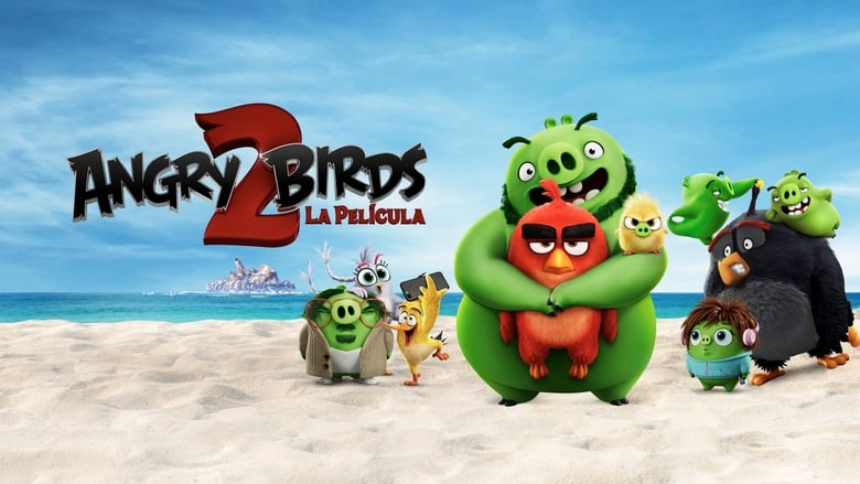 The Angry Birds Movie 2 Full Movie Streaming
